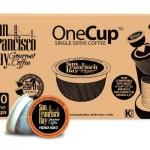 San Francisco Bay Coffee K-Cups as low as $0.25 Each!