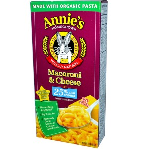 Target: Annie's Macaroni & Cheese Only $0.54!