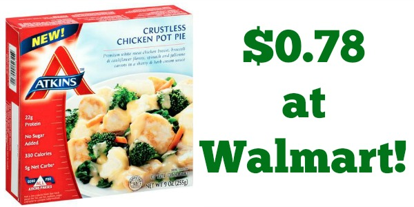 Atkins frozen meals coupons