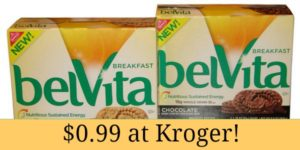 Kroger: BelVita Breakfast Biscuits Only $0.99!
