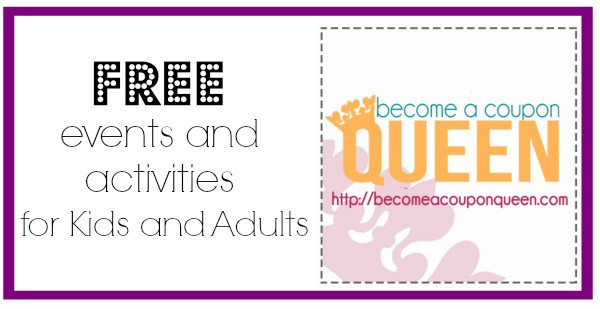 free events for kids and adults
