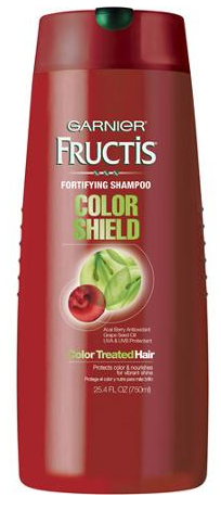 garnier fruictis hair products