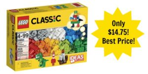 LEGO Classic Creative Supplement – Lowest Price – $14.75!