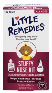 Walgreens: Little Remedies Stuffy Nose Kit Only $0.49!