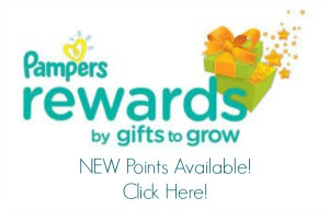 Pampers Gifts to Grow 15 Points! (+100pts for new members)
