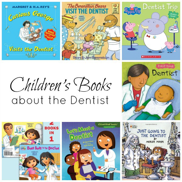 children's books about the dentist