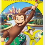 Curious George DVDs as low as $3.7!