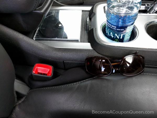 drop stop in car