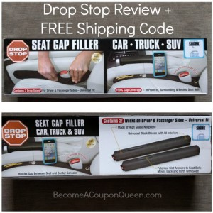 Drop Stop Review + FREE Shipping Code