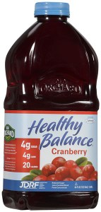 Dollar Tree: Old Orchard Healthy Balance Juice Only $0.75!