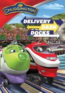 Chuggington Delivery Dash at the Docks DVD Giveaway! (ends 3/31)