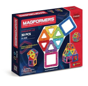 Magformers Rainbow 30 Piece Set Only $28.89! (reg. $49.99)