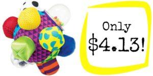 Sassy Developmental Bumpy Ball Only $4.13 (Reg. $10)!