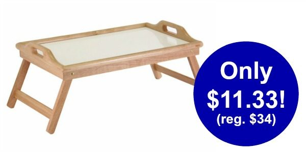 winsome-wood-breakfast-bed-tray-with-handle-foldable-legs