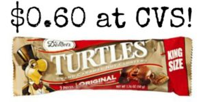 CVS: DeMet's Turtles Only $0.60!