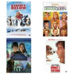 Over 25 Disney Movies on DVD Under $6! Perfect for Easter Baskets!