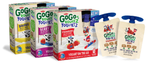 Meijer: GoGo SqueeZ Yogurtz 4ct Only $1.25!
