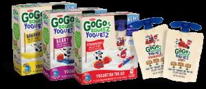 Target: GoGo Squeez Yogurtz 4-pack Only $0.86!