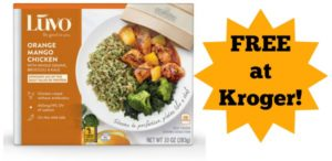 FREE Luvo Frozen Entrees at Kroger!