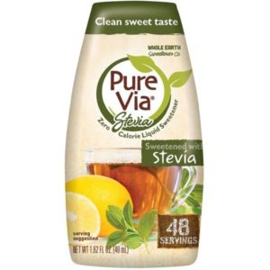 Target: Pure Via Sweetener Liquid Only $0.95!