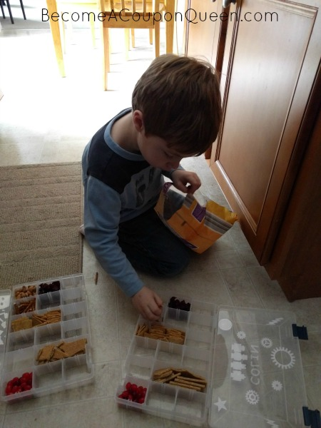 snack boxes helper