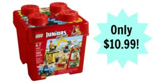 Lego Juniors Construction Set Only $10.99!