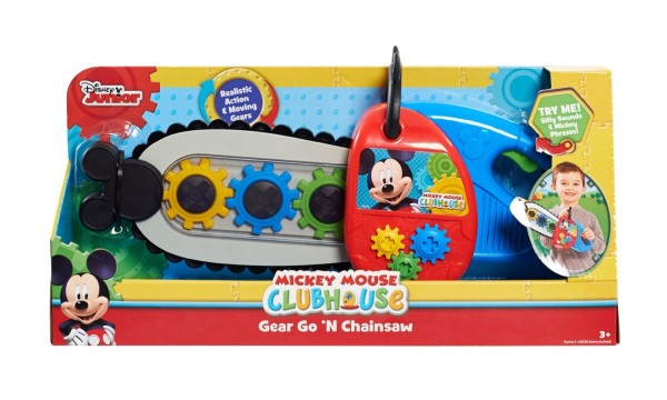 Mickey Mouse Club House Power Chainsaw