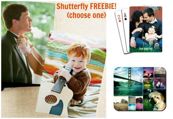 Shutterfly freebie