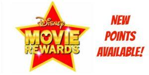 Disney Movie Rewards: Add 5 More Points!
