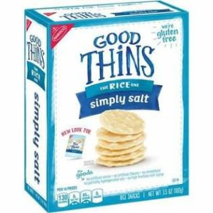 Kroger: Good Thins Crackers Only $0.99!