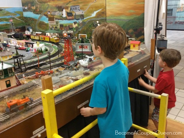grand strand model railroad exhibit