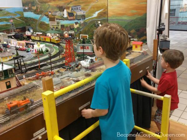 grand strand model railroad exhibit