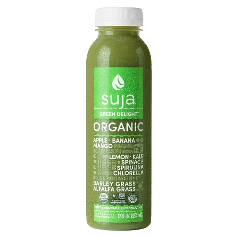 Target Suja Organic Cold Pressed Juice 12oz Only 0 14
