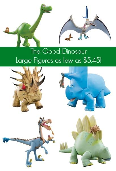 the good dinosaur large figures
