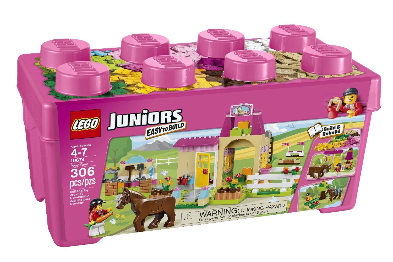 LEGO Juniors Pony Farm Only $23.39! (lowest price ...
