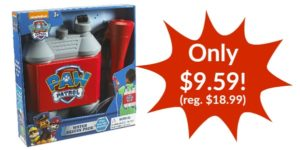 Paw Patrol Water Rescue Pack Toy Only $9.59! (reg. $18.99)