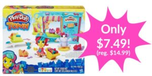 Play-Doh Town Pet Store Only $7.49! (reg. $14.99)