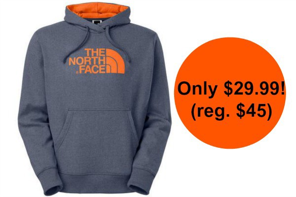 the north face men 39 s half dome pullover hoodie only reg 45 become a coupon queen. Black Bedroom Furniture Sets. Home Design Ideas