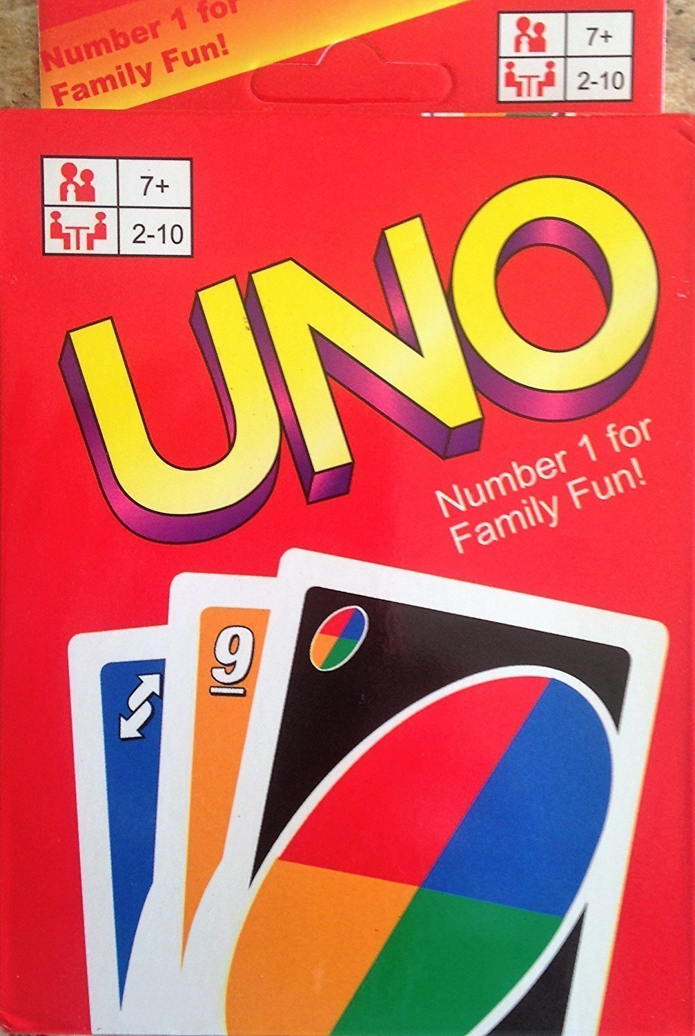 Uno Card Game Only 3 49 Easter Basket Filler Become A