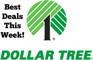 Dollar Tree Deals – October 20 – 26