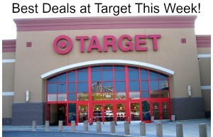 Target Weekly Ad Best Deals – December 30 – January 5