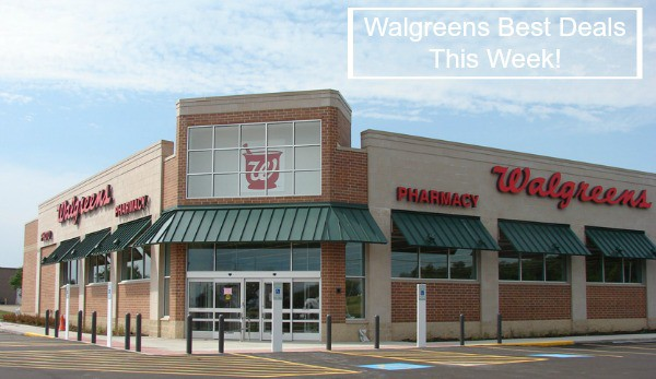 best deals at walgreens