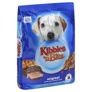 Kroger: Kibbles 'n Bits Dog Food Only $3.74!