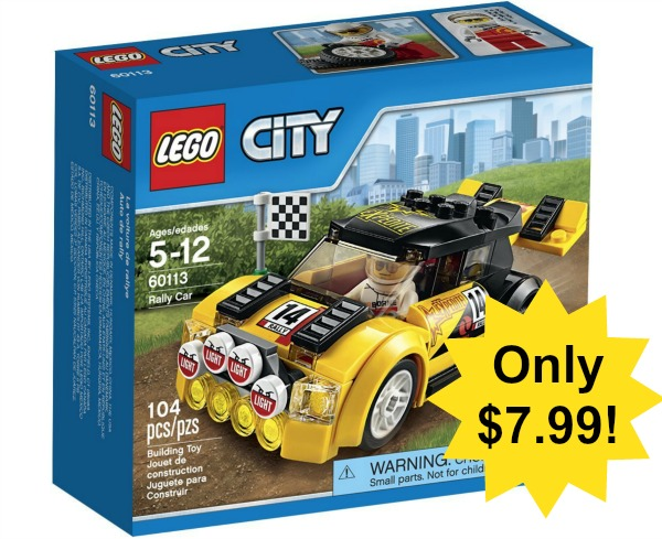 Lego city coupons