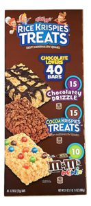 Kellogg's Rice Krispies Treats Variety Pack as low as $6.60 Shipped!