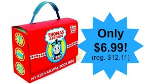 Thomas and Friends: My Red Railway Book Set Only $6.99!