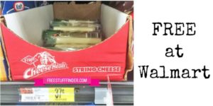 FREE Frigo Cheese Head Singles at Walmart!