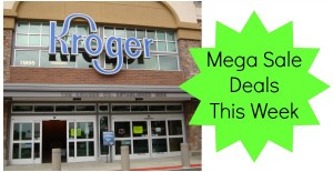 Kroger Mega Sale Best Deals – February 16 – March 1
