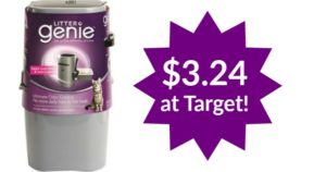 Target: Litter Genie Disposal System Only $3.24!