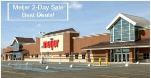 Meijer 2-Day Sale Ad Best Deals – October 26 & 27